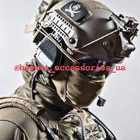 Helmet and Accessories