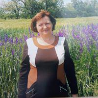Валентина Стеценко