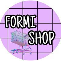 Formi shop Наш Инстаграм @formi_shop