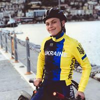 Maria Sherstiuk