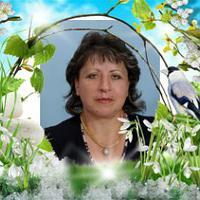 Гребенюк Людмила