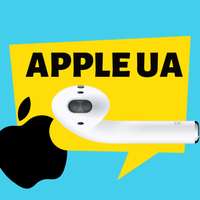 Nadiia Apple UA