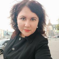 Анна Макарийчук Рисухина