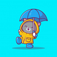 Купите зонтик